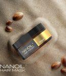 Nanoil - Harimaske mit Arganol